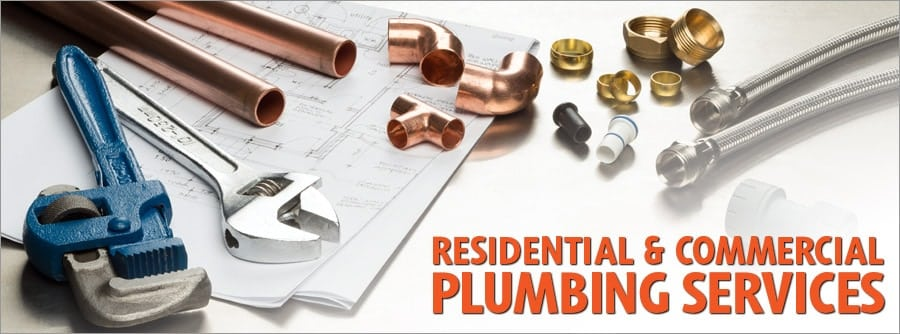 Residential and Commercial Plumbing by Shogun Services