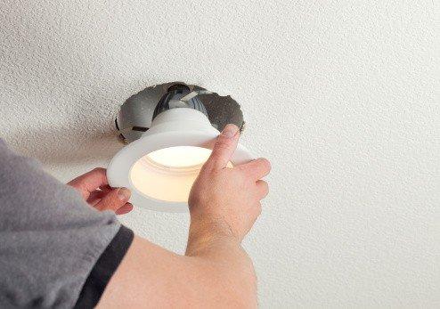 Light Fixture Installation Richmond, VA
