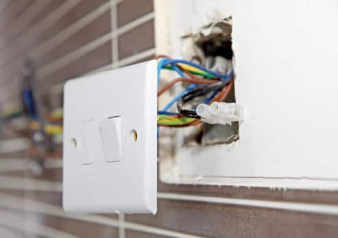 Light Switch & Receptacle Installation Richmond, VA