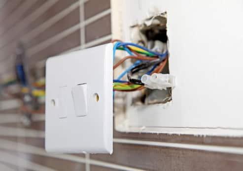 Light Switch & Receptacle Installation Richmond, VA